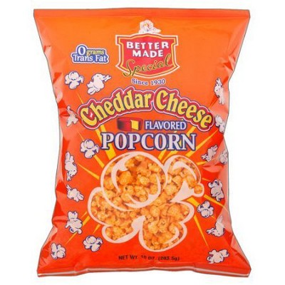 Better Made Special Cheddar Cheese Flavored Popcorn - 9oz