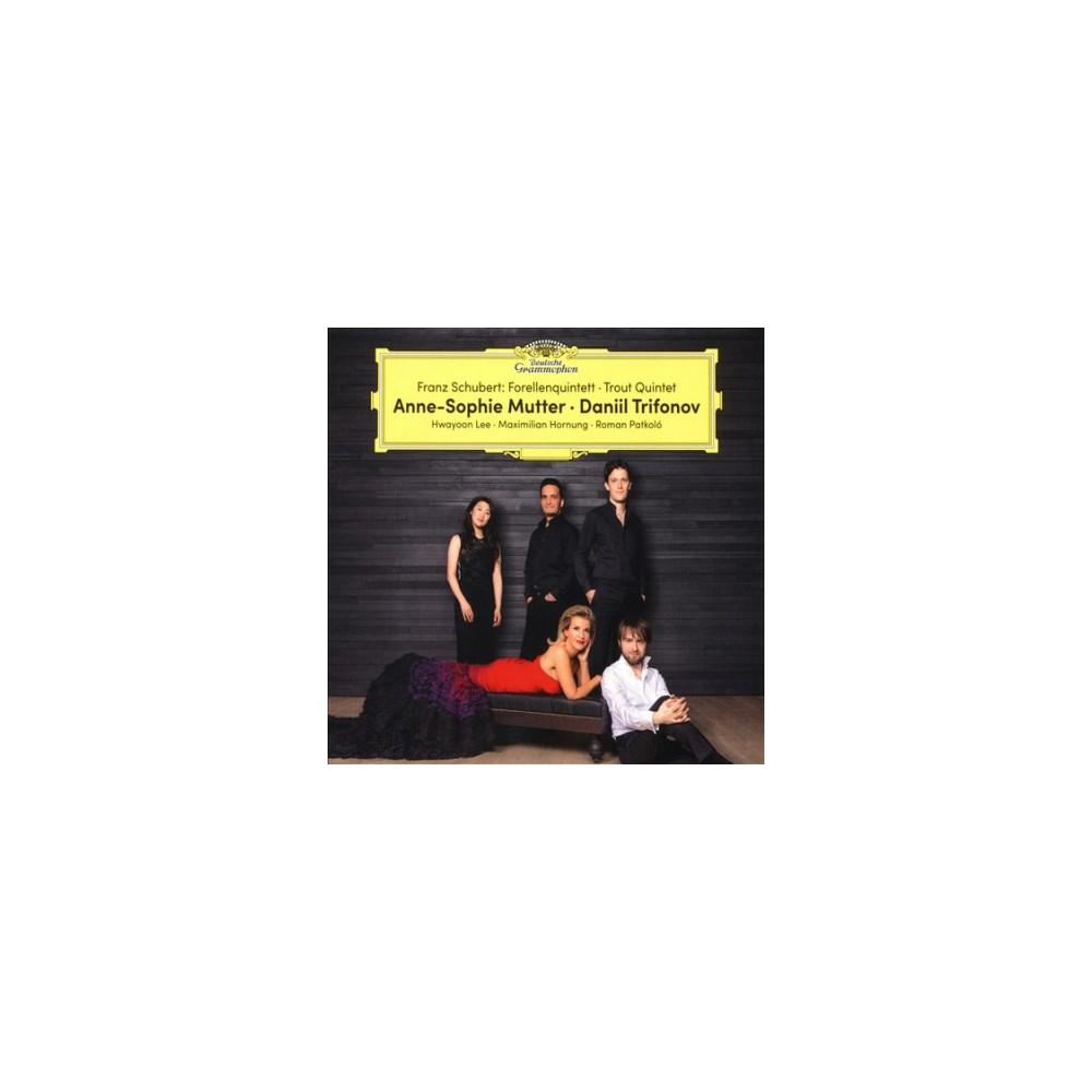 Anne-sophie Mutter - Schubert:Forellenquintett Trout Quint (Vinyl)