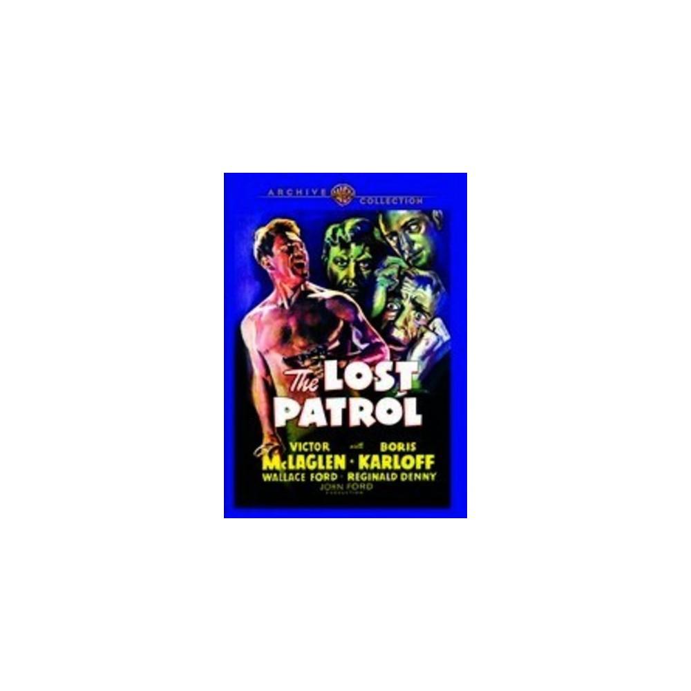 Lost Patrol (Dvd), Movies