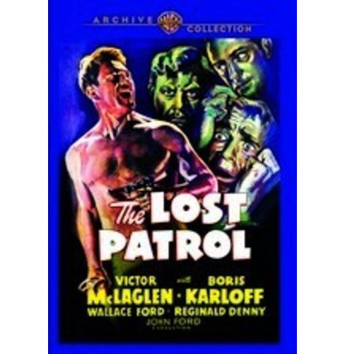 Lost Patrol (DVD) - image 1 of 1