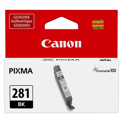 Canon PGI-280 & 280XL Pigment Single Ink Cartridge - Black