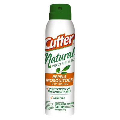 Insect Repellent: Cutter Natural
