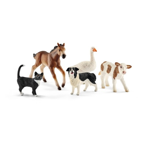 Schleich Farm World Assorted Animals Value Pack Playset - image 1 of 2