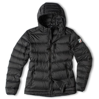 Chamonix Damiette Hooded Down Jacket Womens