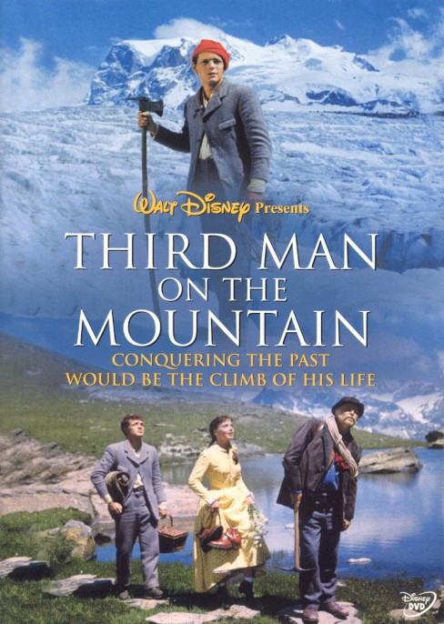 Third Man On The Mountain (DVD) - image 1 of 1