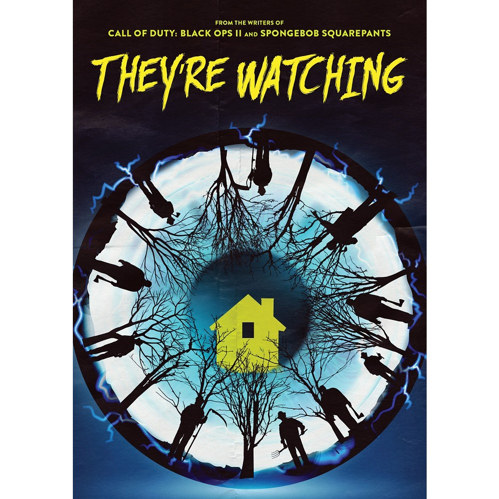 They're Watching (Dvd), Movies