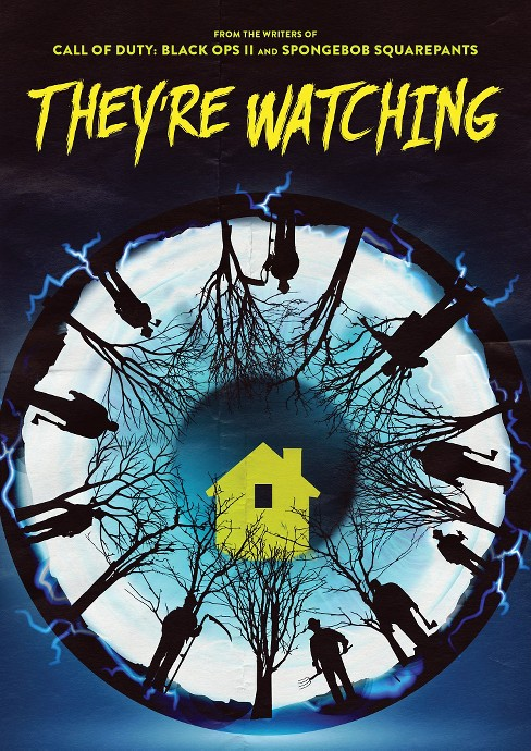 They're Watching (DVD) - image 1 of 1