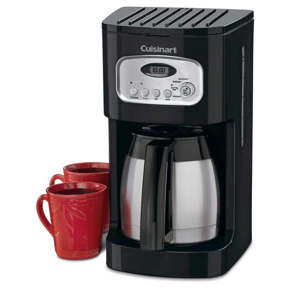 Cuisinart 10 Cup Programmable Coffee Maker- Black Dcc-1150BK 21401592