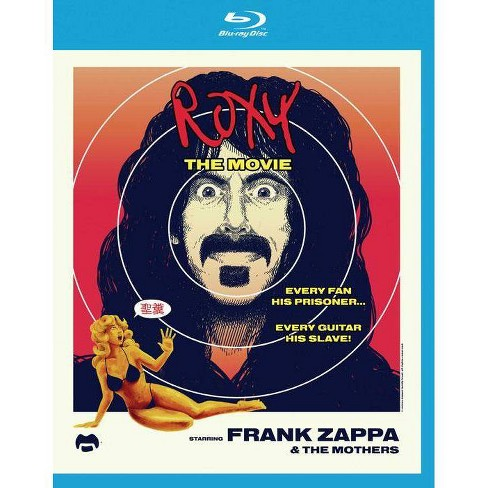 Frank Zappa & The Mothers: Roxy The Movie (Blu-ray) - image 1 of 1