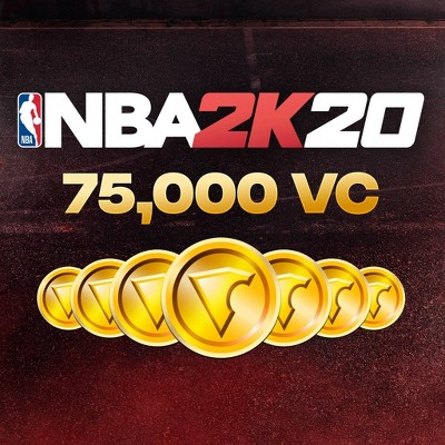 NBA 2K20: 75,000 Virtual Currency - PlayStation 4 (Digital)