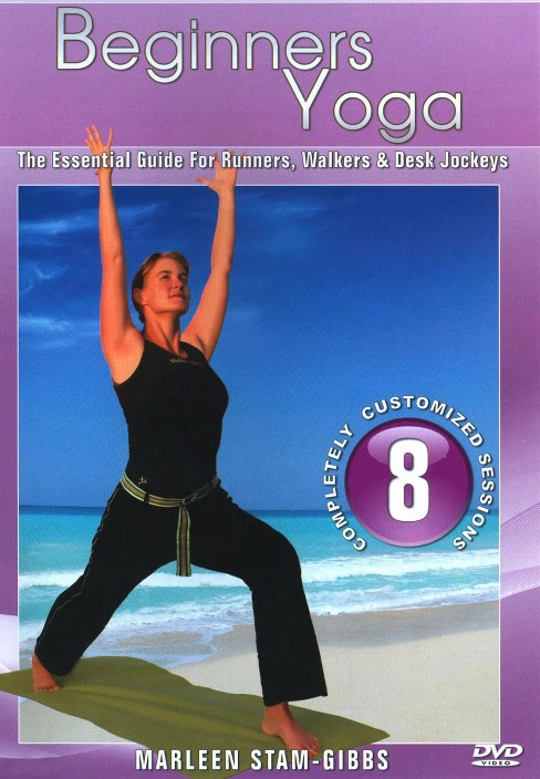 Yoga for beginners:Essential guide fo (DVD) - image 1 of 1