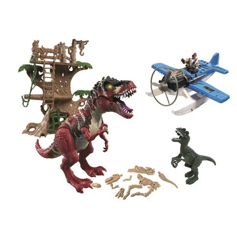 Animal Planet Extreme T-Rex Adventure Playset - image 1 of 4