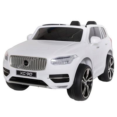 Kid Motorz 12V Volvo XC90 Powered Ride-On - White