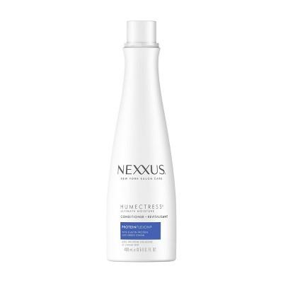 Shampoo & Conditioner: Nexxus Humectress