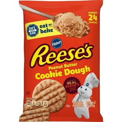 Pillsbury Reese's Ready to Bake Cookie Dough - 16oz