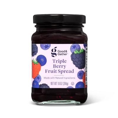 Triple Berry Fruit Spread - 10oz - Good & Gather™