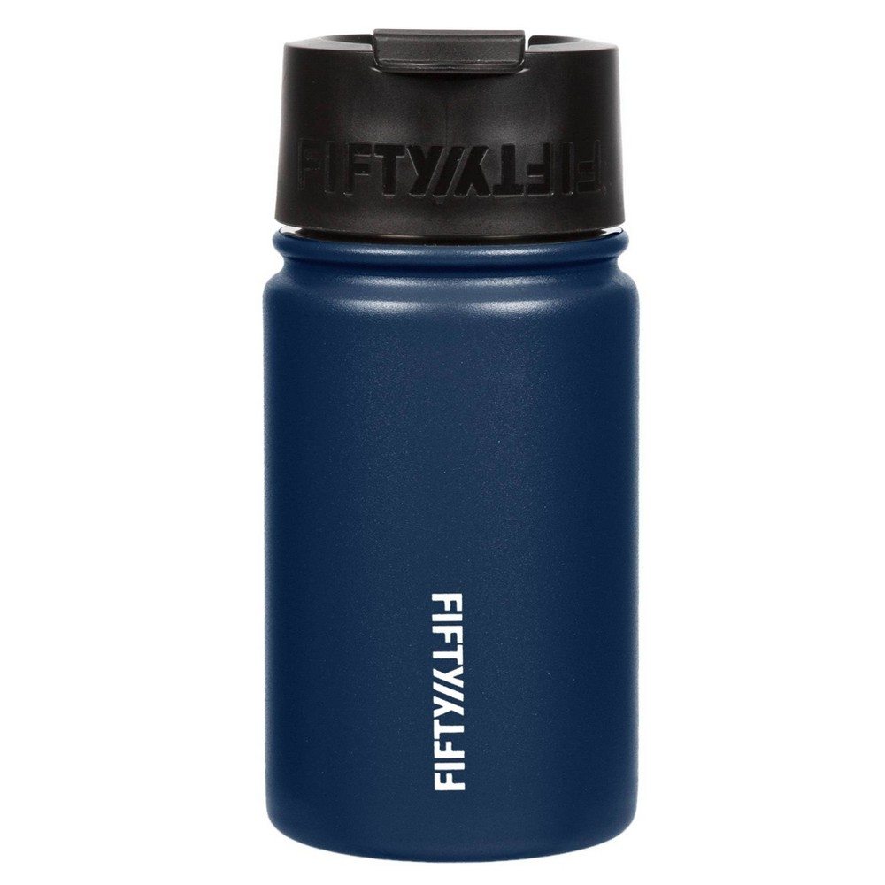 Image of FIFTY/FIFTY 12oz Bottle Flip Cap Navy
