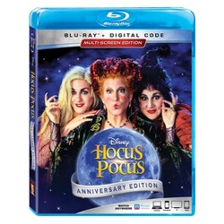 Hocus Pocus (Blu-Ray + Digital)