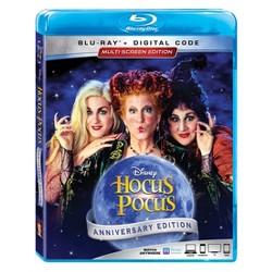 Hocus Pocus (Blu-Ray + Digital)