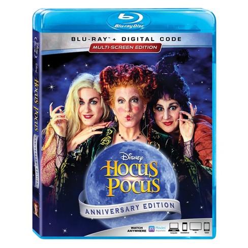 Hocus Pocus (Blu-Ray + Digital) - image 1 of 1