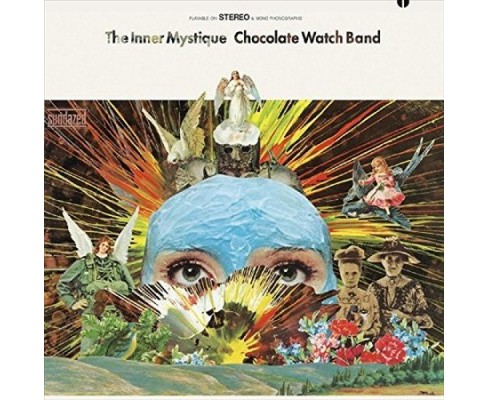 Chocolate Watch Band - Inner Mystique (Vinyl) - image 1 of 1