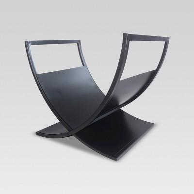 Jackson Steel Log Bin - Threshold™