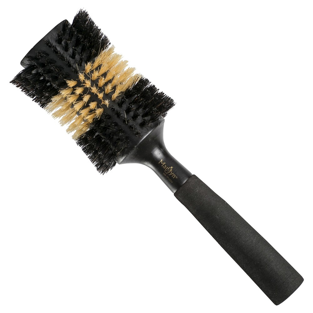 The Marilyn Brush Tuxedo Pro Brush - 3.5, Multi-Colored