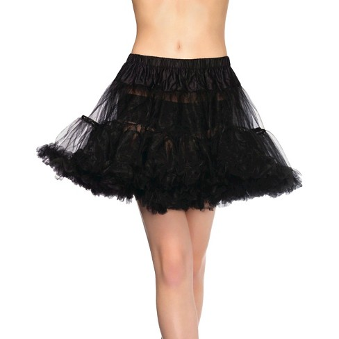 Women Petticoat Layered Tulle Costume - image 1 of 1