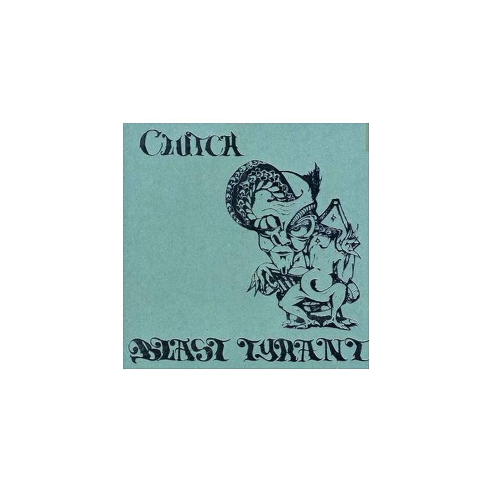 Clutch Blast Tyrant Vinyl