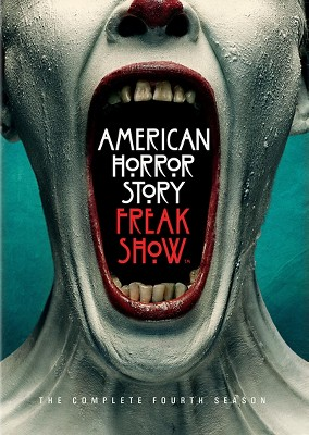 American Horror Story: Freak Show (DVD)