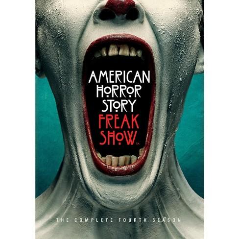 American Horror Story: Freak Show (4 Discs) - image 1 of 1