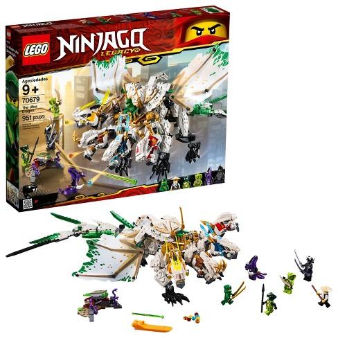 Lego Ninjago The Ultra Dragon 70679 Target