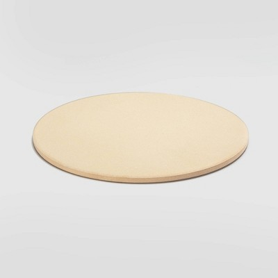 13  Round Pizza Grill Stone Beige - Outset