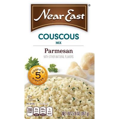 Near East Mix Parmesan Couscous - 5.9oz