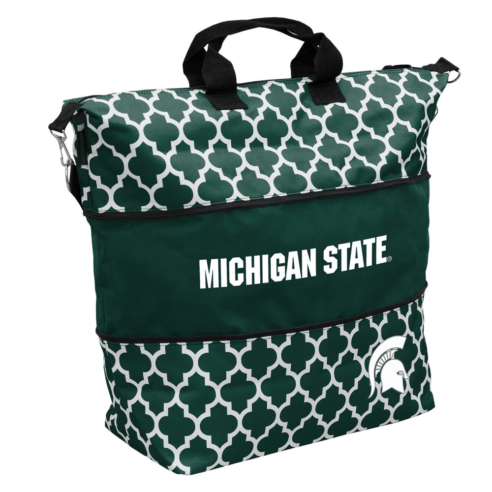 NCAA Michigan State Spartans Expandable Tote, Kids Unisex