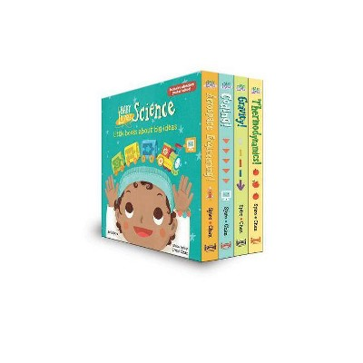 Baby Loves Science Board Boxed Set - by Ruth Spiro (Board_book)
