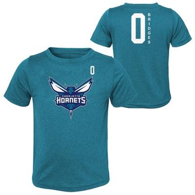NBA Charlotte Hornets Boys' Miles Bridges Performance T-Shirt - L