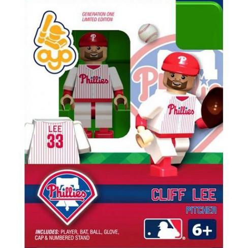 Philadelphia Phillies MLB Generation One Cliff Lee Minifigure - image 1 of 3