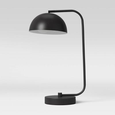 Valencia Desk Lamp (Includes LED Light Bulb) Black - Project 62™