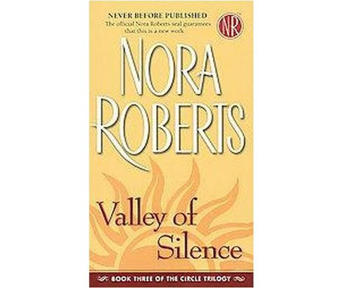 Valley of Silence (Paperback) (Nora Roberts) - image 1 of 1