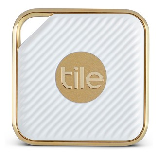 Tile Pro Style 1 pack - White/Gold
