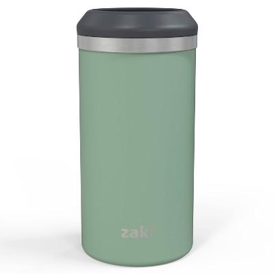 Zak! Designs 12.5oz Slim Can Cooler - Green