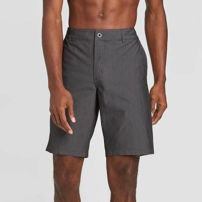 """Men's 10.5"""" Regular Fit Hybrid Swim Trunks - Goodfellow & Co™"""