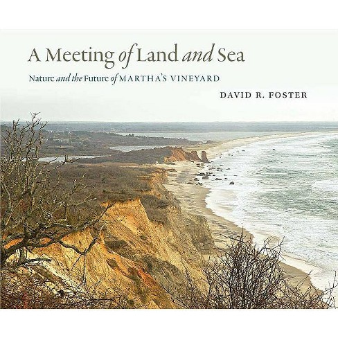 A Meeting of Land and Sea - by  David R Foster (Hardcover) - image 1 of 1