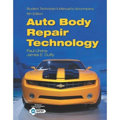 Tech Manual for Duffy's Auto Body Repair Technology - 6 Edition by  James E Duffy (Paperback) - image 1 of 1