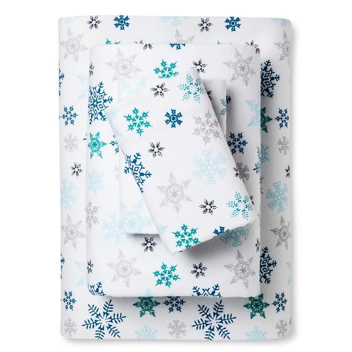 Flannel Sheet Set - Eddie Bauer - image 1 of 1