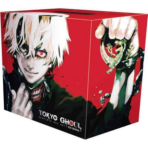 Tokyo Ghoul Complete Box Set - by  Sui Ishida (Paperback) - image 1 of 1