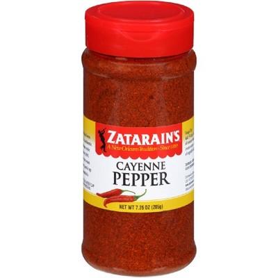Zatarain's Cayenne Pepper Spice - 7.25oz