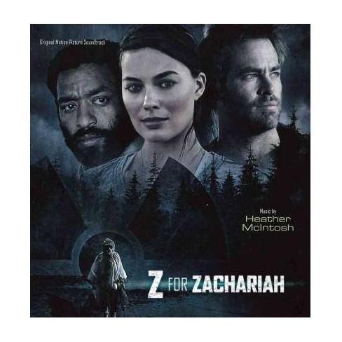 Heather (Cello)  Heather (Cello)McIntosh McIntosh - Z For Zachariah (Osc)z For Zachariah (Osc) (CD) - image 1 of 1