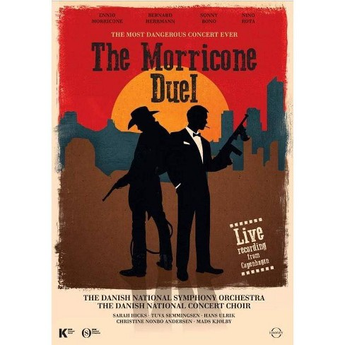 Morricone Duel (DVD) - image 1 of 1
